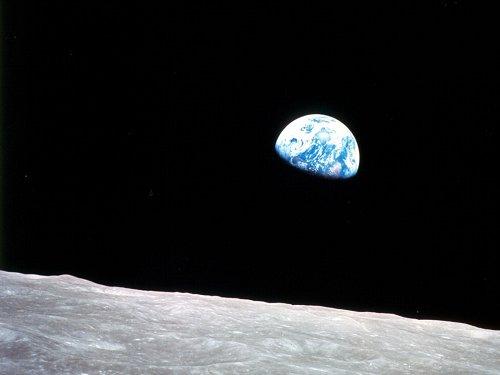 Credit N.A.S.A. Apollo 8 12.24.1968
