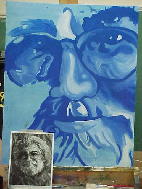 Sargent John High School Art Paintings