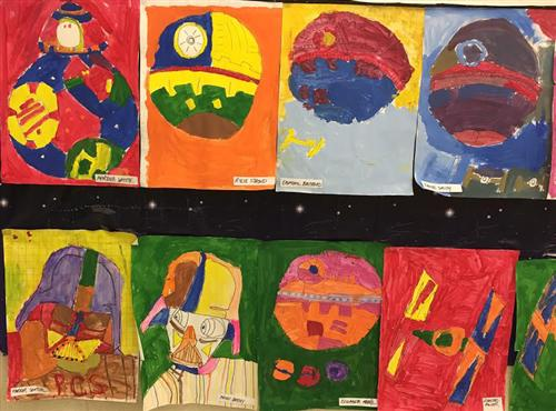 Sargent, John / Elementary Art Gallery