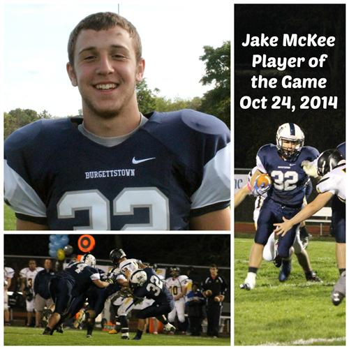 mckee player of game
